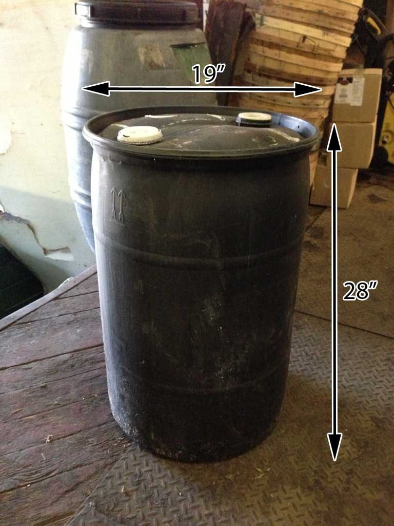 Plastic And Cardboard Barrels In Kingston Ontario