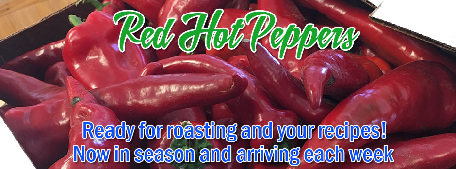 Red Hot Peppers!